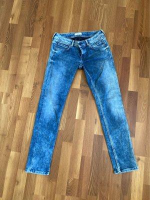 Pepe Jeans Jeans slim fit blu acciaio