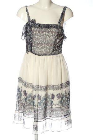 Pepe Jeans A-Linien Kleid Motivdruck Casual-Look