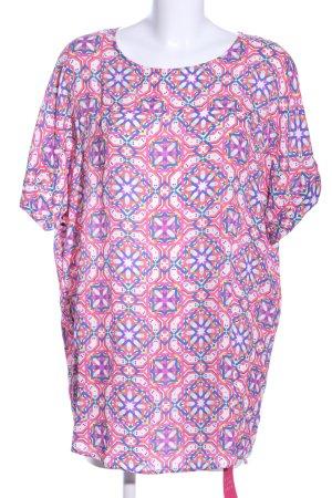 Pepe Jeans A-Linien Kleid abstraktes Muster Casual-Look