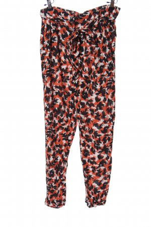 Pepe Jeans Pleated Trousers allover print casual look