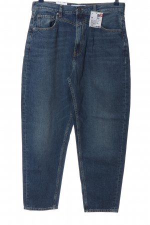Pepe Jeans Baggy jeans blauw casual uitstraling