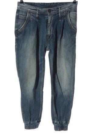 Pepe Jeans Vaquero holgados azul look casual