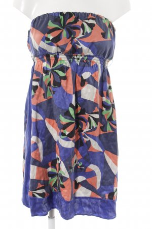 Pepe Jeans Bandeau Dress abstract pattern
