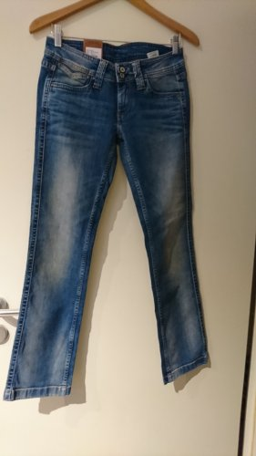 Pepe Jeans London Jeans svasati multicolore
