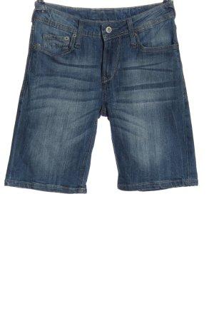 Pepe Jeans Bermuda blau Casual-Look