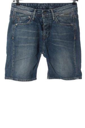 Pepe Jeans Bermuda blu stile casual
