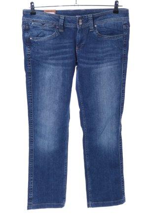 Pepe Jeans Boot Cut spijkerbroek blauw casual uitstraling