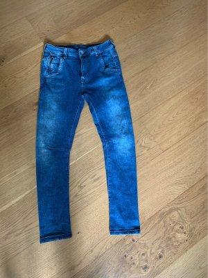 Pepe Jeans boyfriend bleu