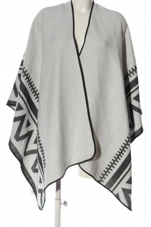 Pepe Jeans Cape light grey-black graphic pattern casual look