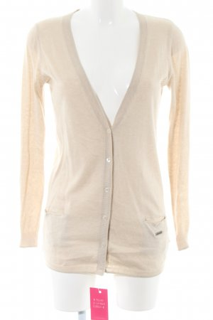 Pepe Jeans Cardigan wollweiß Casual-Look