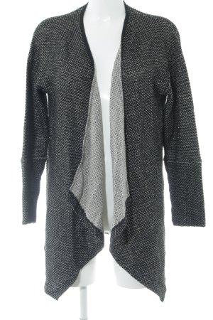 Pepe Jeans Cardigan schwarz-weiß Casual-Look