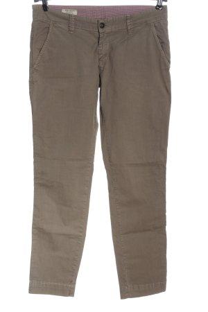 Pepe Jeans Pantalone chino marrone stile casual