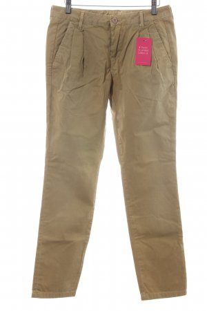Pepe Jeans Chinohose bronzefarben-braun Casual-Look