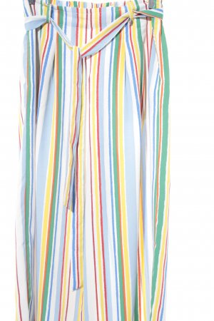 Pepe Jeans Culottes Streifenmuster Casual-Look