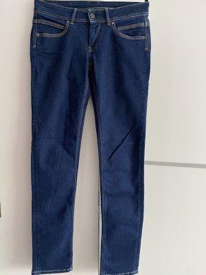 "PEPE JEANS Damen Jeans Regular Waist SLIM LEG ""ARIEL"" von Pepe Jeans Gr.36"