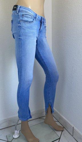 PEPE JEANS Damen Low Waist Slim Fit Skinny Jeans Gr.36 (W27)