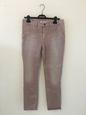 Pepe Jeans Denim Heritage altrosa Pastell rot faded washed out elastisch 40