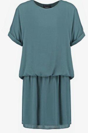 PEPE Jeans Eastend, Cocktailkleid, kurzes Kleid, Gr. XL, grün, NEU!
