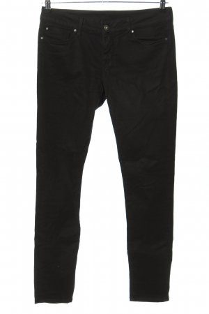 Pepe Jeans Five-Pocket-Hose schwarz Casual-Look