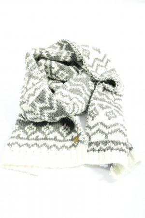 Pepe Jeans Crochet Scarf white-light grey casual look