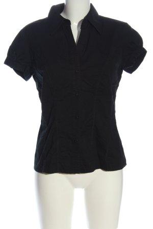 Pepe Jeans Hemd-Bluse schwarz Casual-Look