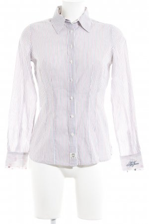 Pepe Jeans Hemd-Bluse Streifenmuster Casual-Look