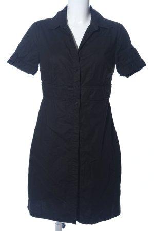 Pepe Jeans Hemdblusenkleid schwarz Casual-Look