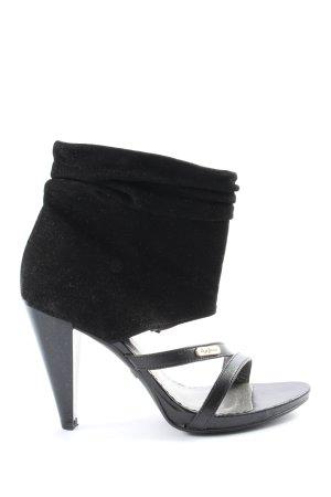 Pepe Jeans High Heels schwarz Casual-Look