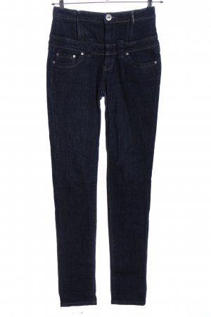 Pepe Jeans High Waist Jeans blau Casual-Look