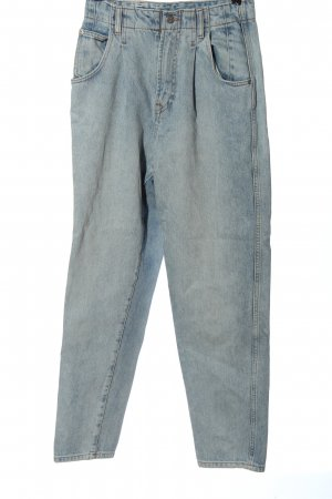 Pepe Jeans High Waist Jeans blau Casual-Look