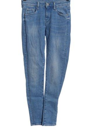 Pepe Jeans Jeans a vita alta blu stile casual