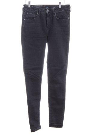 "Pepe Jeans Hoge taille jeans ""Regent"" antraciet"