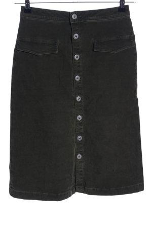 Pepe Jeans High Waist Rock khaki Casual-Look