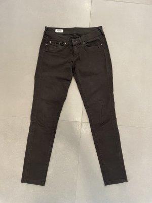 Pepe Jeans hose dunkel braun Gr. 28 / 32