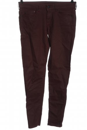 Pepe Jeans Low-Rise Trousers brown casual look