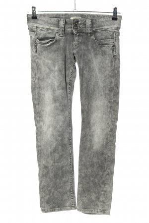 Pepe Jeans Low-Rise Trousers light grey casual look