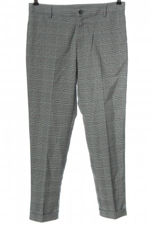 Pepe Jeans Low-Rise Trousers check pattern business style