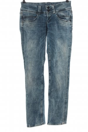 Pepe Jeans Vaquero hipster azul look casual