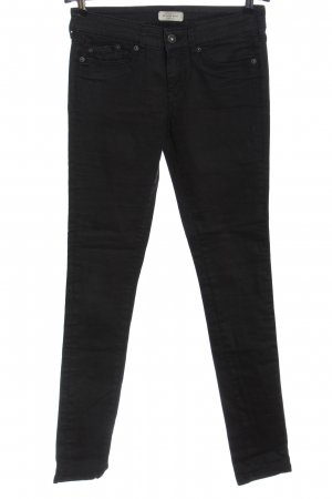 Pepe Jeans Hüftjeans schwarz Casual-Look