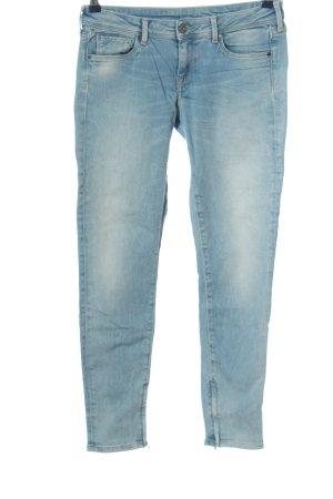 Pepe Jeans Hüftjeans blau Casual-Look