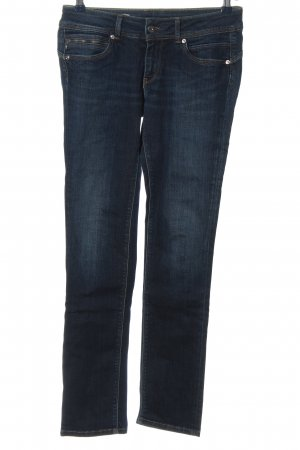 Pepe Jeans Low Rise Jeans blue casual look