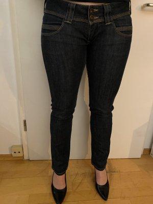 Pepe Jeans London Vaquero hipster gris pizarra-azul oscuro