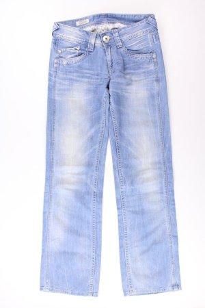 Pepe Jeans Jeans Größe W26/L32 blau aus Baumwolle