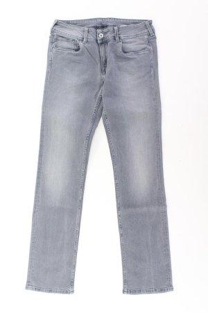 Pepe Jeans Jeans Größe W28/L32 grau aus Baumwolle