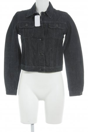 Pepe Jeans Jeansblazer dunkelblau Casual-Look