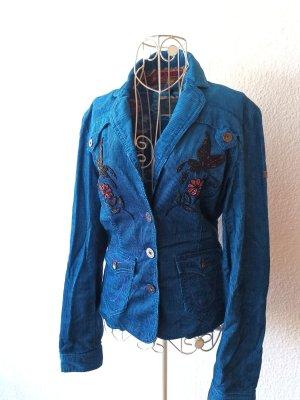 Pepe Jeans Jeansjacke Blau