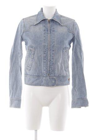 Pepe Jeans Jeansjacke himmelblau Street-Fashion-Look