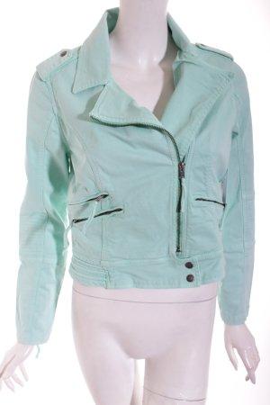 Pepe Jeans Jeansjacke mint Street-Fashion-Look