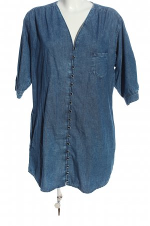 Pepe Jeans Abito denim blu stile casual