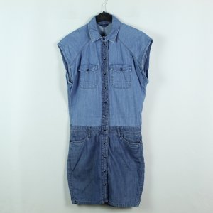 Pepe Jeans Jeansjurk blauw Gemengd weefsel